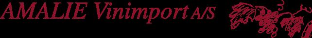 Amalie Vinimport A/S Logo
